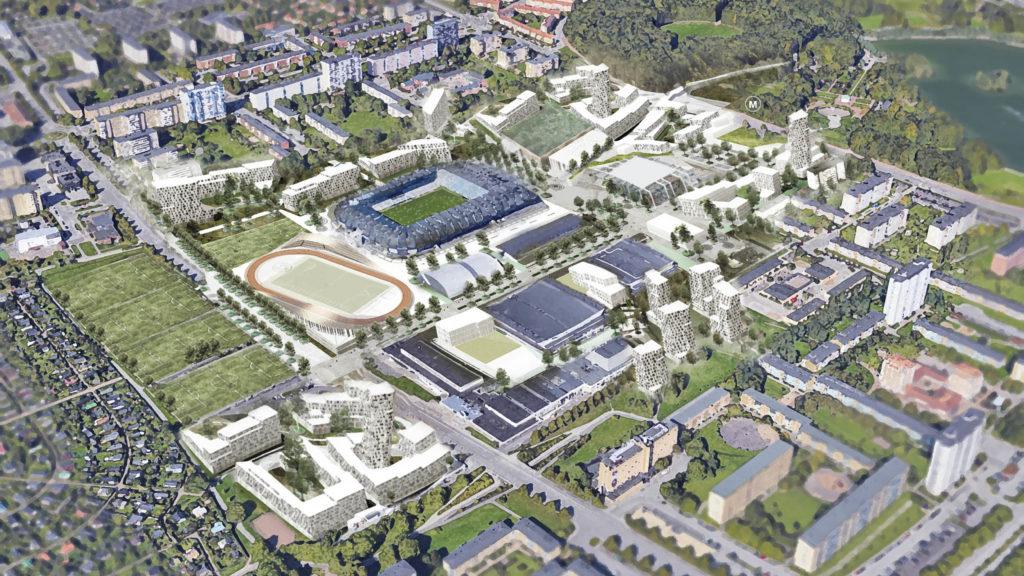 Miniatyrbild vision stadion